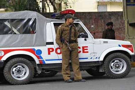 मऊः पुलिस मुठभेड़ में पकड़ा गया शातिर बदमाश कमलेश यादव
