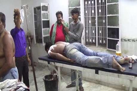 गोपालगंज: पुराने विवाद में पिता-पुत्र को चाकू से गोदा, हालत गंभीर