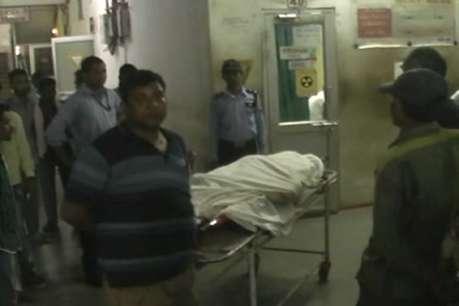 नक्सल मोर्चा पर तैनात आईटीबीपी जवान ने खुद को गोली मार की आत्महत्या