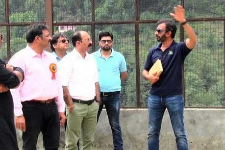 हिमाचल के मंडी में खुलेगा HPCA का क्रिकेट का सब सेंटर, स्कूल चयनित