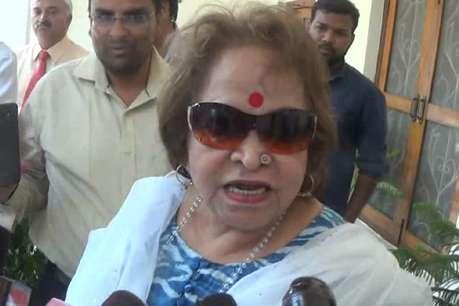 पूर्व उपराष्ट्रपति हामिद अंसारी की पत्नी ने AMU में जिन्ना की तस्वीर को बताया जायज