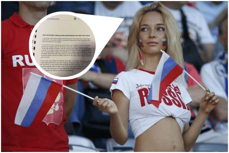 फीफा वर्ल्ड कप से पहले फुटबॉलरों को बताया- 'रशियन लड़कियां कैसे पटाएं'