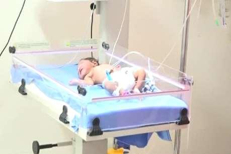 नवजात बच्ची को कैरीबैग में डालकर बेचने के लिए अस्पताल पहुंचा बाप