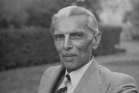 Photos of Jinnah got stuck in the toilet toilet in Aligarh after AMU