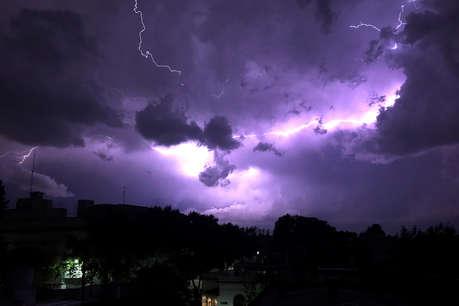 NCR से सटे यूपी के जिलों में आंधी-तूफान की आशंका, मौसम विभाग ने जारी किया अलर्ट