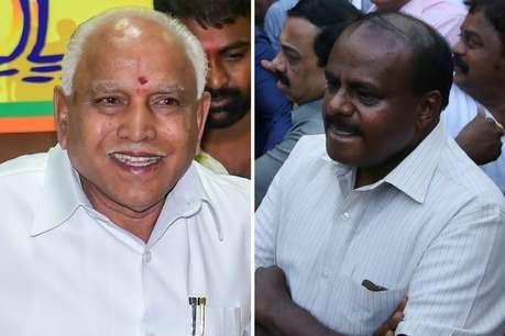 क्या येदियुरप्पा का कुमारस्वामी से CM पद छीनना वोक्कालिगा VS लिंगायत की लड़ाई है?