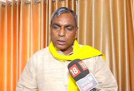समाजवादी सेक्युलर मोर्चा से नहीं होगा सुभासपा का गठबंधन: ओम प्रकाश राजभर