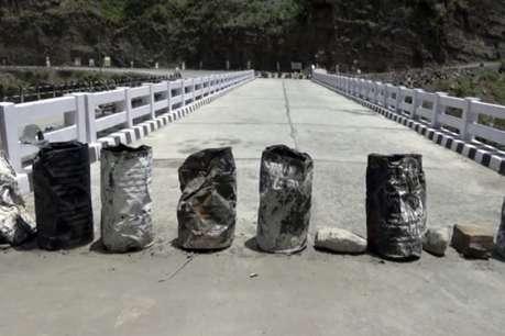 सोलन-सिरमौर को जोड़ने वाला पुल तैयार, उद्घाटन के लिए 3 माह से इंतजार