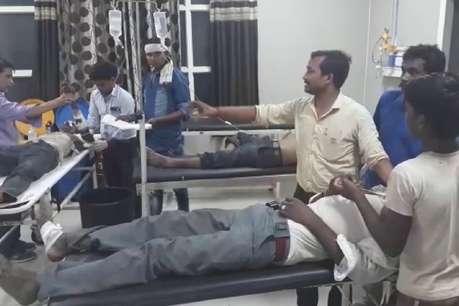 हरदोई में ट्रक और ट्रैक्टर में भिड़ंत, 8 मजदूरों की दर्दनाक मौत
