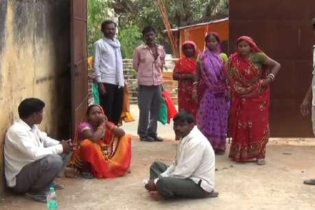 लापता विवाहिता का शव मिलने से सनसनी