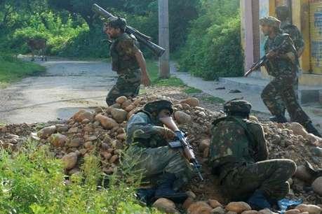 जम्मू-कश्मीर : पुलवामा में सीआरपीएफ और पुलिस टीम पर आंतकी हमला
