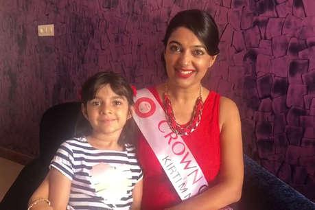 मिसेज इंडिया वर्ल्डवाइड 2018 के फाइनल में ग्रेटर नोएडा की कीर्ति