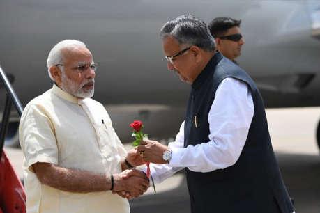 एयरपोर्ट से लेकर IIT बिल्डिंग तक, PM मोदी ने छत्तीसगढ़ को दी ये सौगातें