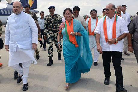 बीजेपी आलाकमान ने CM वसुंधरा समेत शीर्ष BJP नेताओं को किया दिल्ली तलब!