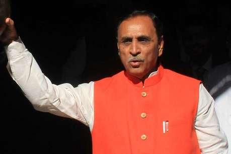 हार्दिक का दावा- गुजरात CM ने कल इस्तीफा दिया, विजय रूपाणी ने बकवास बताया