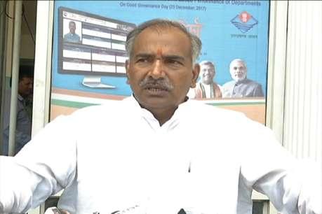 मंत्री अरविन्द पाण्डेय ने बढ़ती उम्र को बताया मंत्रालय में कटौती और बदली की वजह