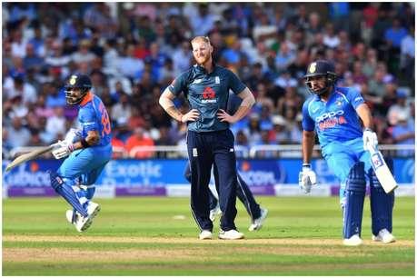इंग्लैंड पर बरपा रोहित शर्मा-कुलदीप यादव का कहर, पहले वनडे में मिली एकतरफा जीत