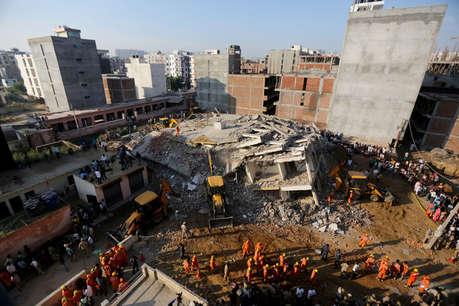 ग्रेटर नोएडा: 21 इमारतों पर प्राधिकरण ने चिपकाया नोटिस, 7 दिन में ढहाने का आदेश