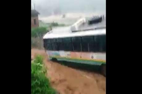 हिमाचल में 3 दिन तक भारी बारिश, सिरमौर में रिकॉर्डतोड़ 202 एमएम पानी बरसा