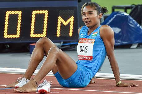 हिमा दास ने रचा इतिहास, विश्व जूनियर एथलेटिक्स में स्वर्ण जीतने वाली पहली भारतीय महिला बनी