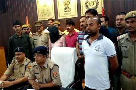 फर्रुखाबाद: 50 हजार का इनामी मोहन पहाड़ी गिरफ्तार