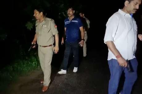 बुलंदशहर: पुलिस मुठभेड़ में गिरफ्तार हुआ 50 हजार का इनामी कन्हैया