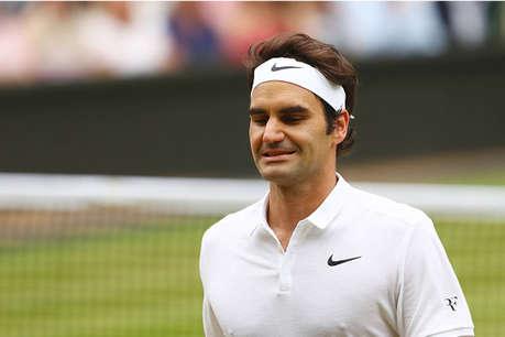 फेडरर का 9वीं बार विंबलडन खिताब जीतने का सपना टूटा, एंडरसन ने दिखाया बाहर का रास्ता