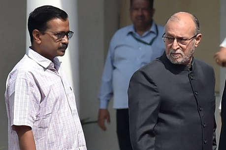 केजरीवाल सरकार Vs एलजी: दिल्ली का असली बॉस कौन? सुप्रीम कोर्ट में फैसला आज