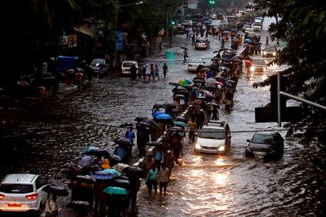 मुंबई: दस दिनों में हुई पूरे सीज़न की बारिश