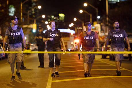 टोरंटो में नौ लोगों को गोली मारकर हमलावर ने खुद को किया शूट
