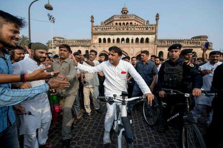 'साइकिल से संसद फतेह' के लिए 27 अगस्त से सपा ने शुरू की साइकिल यात्रा