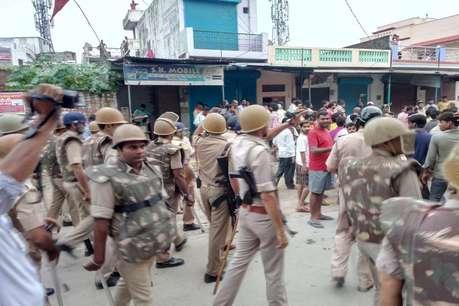 बरेली: कांवड़ यात्रा निकालने को लेकर तनाव, पुलिस-PAC मौके पर तैनात