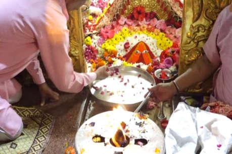 श्रावण अष्टमी की नवरात्रि शुरू, चिंतपूर्णी में उमड़ा श्रद्धा और आस्था का जनसैलाब