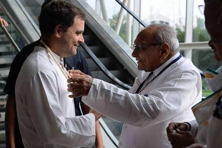 रेप की घटनाओं पर क्यों चुप हैं PM, 3000 साल में ऐसा कभी नहीं हुआ: राहुल गांधी