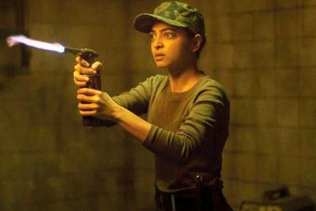 Netflix Ghoul Review : Sacred Games के बाद अब 'जिन्न' से लड़ती नज़र आ रही हैं राधिका आप्टे