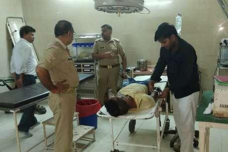 गोरखपुर: मुठभेड़ में गिरफ्तार हुआ इनामी, 3 पुलिस कर्मी घायल
