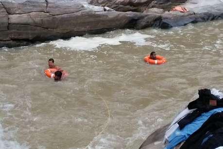 आनगढ़ा के जोनहा फ़ॉल में नहाने गए तीन छात्रों की डूबने से मौत