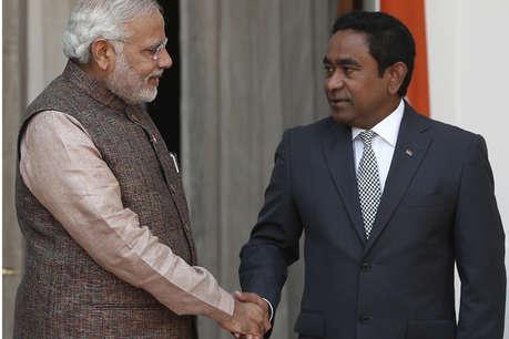 मालदीव ने भारत को फिर दिया झटका, कहा- अपने सैनिक और हेलिकॉप्टर वापस ले जाओ