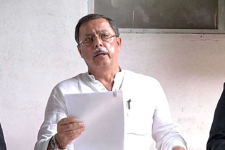 शिवराज के रथ पर पथराव का मामला: अजय सिंह ने लगाया बदनाम करने का आरोप