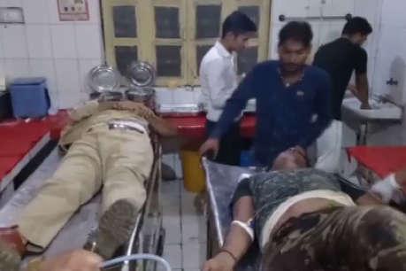 बदायूं: पुलिस मुठभेड़ में 25 हजार का इनामी गिरफ्तार, एसओ को भी लगी गोली