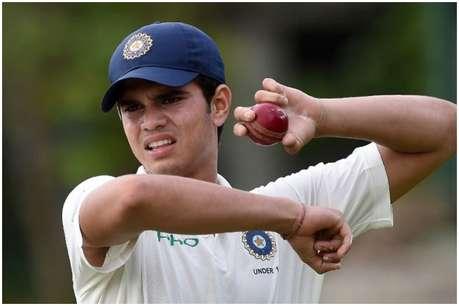 भारतीय अंडर-19 टीम से बाहर हुए सचिन के बेटे अर्जुन तेंदुलकर