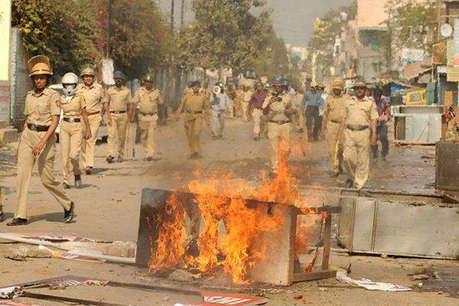 शाहजहांपुर तनाव: दो समुदायों में झड़प के बाद 70 के खिलाफ केस दर्ज