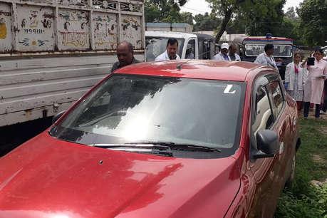 देवरिया कांड: SIT ने जब्त की लाल रंग की कार, लड़कियों ने किया था जिक्र