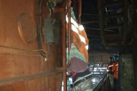 टाटा स्टील के कोल्ड रोलिंग मिल में ठेका कर्मचारी की मौत