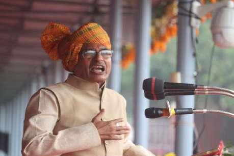 पथराव पर शिवराज बोले, 'कांग्रेस मेरे खून की प्यासी है, सोनिया-राहुल जवाब दें'