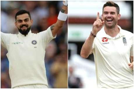 चौथे टेस्ट में टीम इंडिया पर कहर बनकर टूटेंगे जेम्स एंडरसन...विराट कोहली का भी करेंगे शिकार!