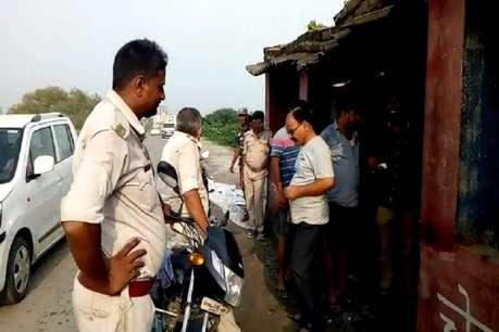 हाजीपुर: बाइक से पहुंचे प्रेमी युगल ने गंडक नदी में लगाई छलांग, खोजबीन जारी