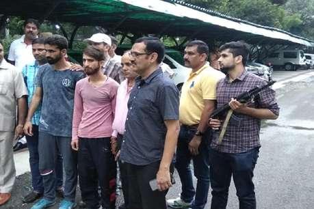 दिल्ली में गिरफ्तार संदिग्ध आतंकी ने कहा- 'पूरी दुनिया में कट्टरपंथ फैलाना चाहते हैं हम'