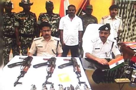 सुरक्षा संस्थान जबलपुर से मुंगेर तक ऐसे होती थी AK 47 की तस्करी