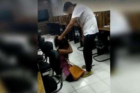 दिल्ली: पुलिसकर्मी के बेटे ने लड़की को पीटा, वीडियो बनाया, राजनाथ ने दिए सख्त कार्रवाई के आदेश